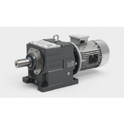 Helical Inline Gearmotors