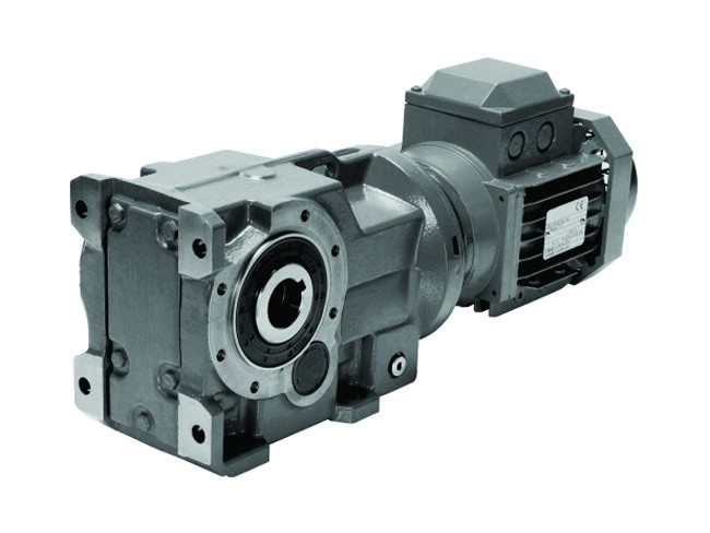 Helical Bevel Gearmotors